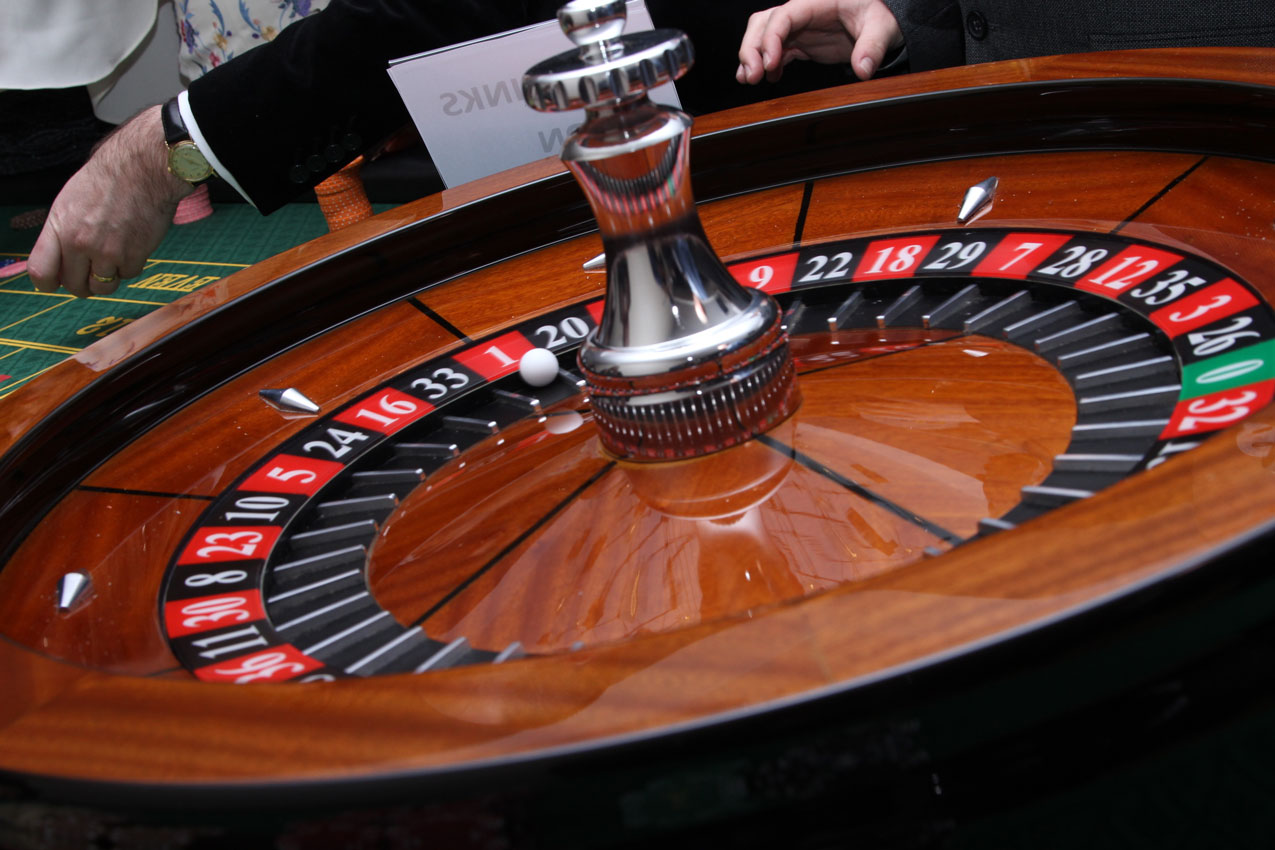 Roulette Hire London